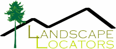 Landscape Locators Logo