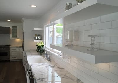 TCI marble white kitchen 2